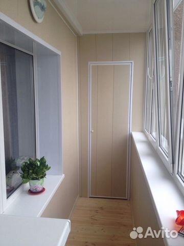 Услуги - отделка и остекление лоджий и балконов в нижегородс.