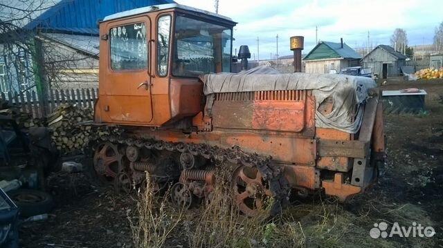 AUTO.RIA – Продажа трактор ВгТЗ ДТ-75 бу: купить ВгТЗ ДТ.