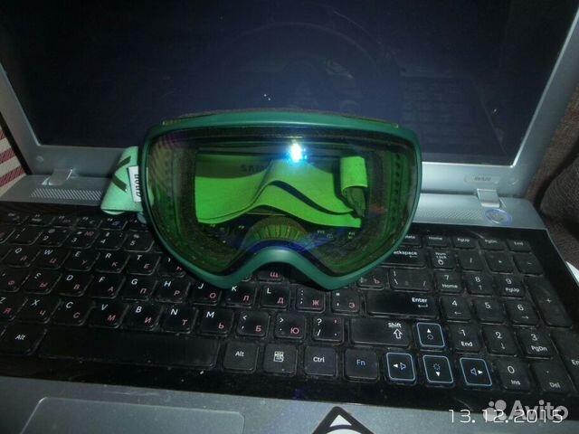 Маска сноубордическая anon Tempest  купить 4
