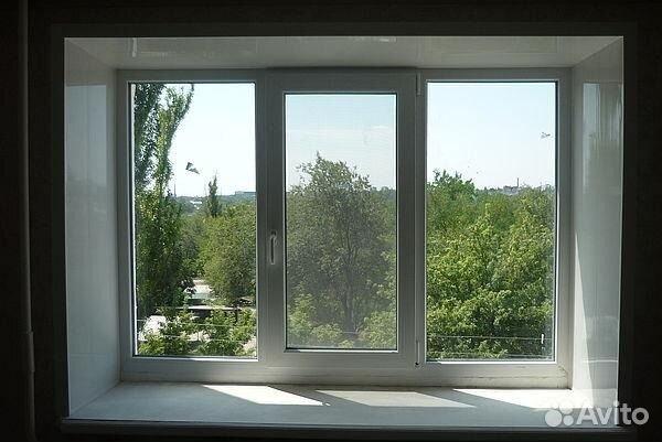 100 пластиковые окна с двумя или тремя стеклами ставить белье