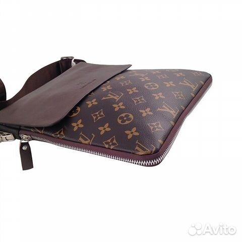 653c0c04fa88 Мужская сумка-планшет через плечо Louis Vuitton   Festima.Ru ...
