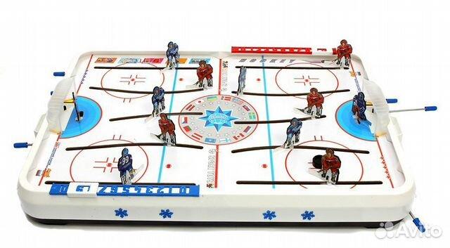 Большой Настольный Хоккей, г. Омск купить в Ульяновской области на GC42