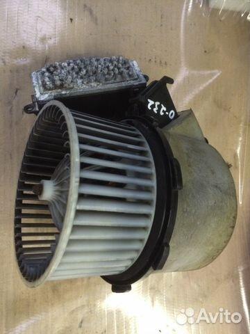 Мотор отопитель Ауди 8K1820021— фотография №2