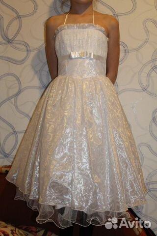 Наряное платье