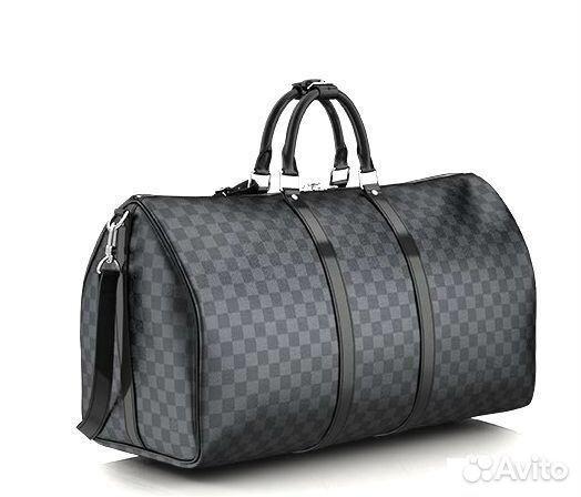 bdbe92a11d19 Louis Vuitton Keepall Damier 55 Lux Мужские сумки | Festima.Ru ...