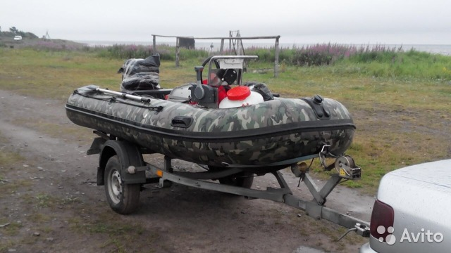 апатиты мотор для лодки