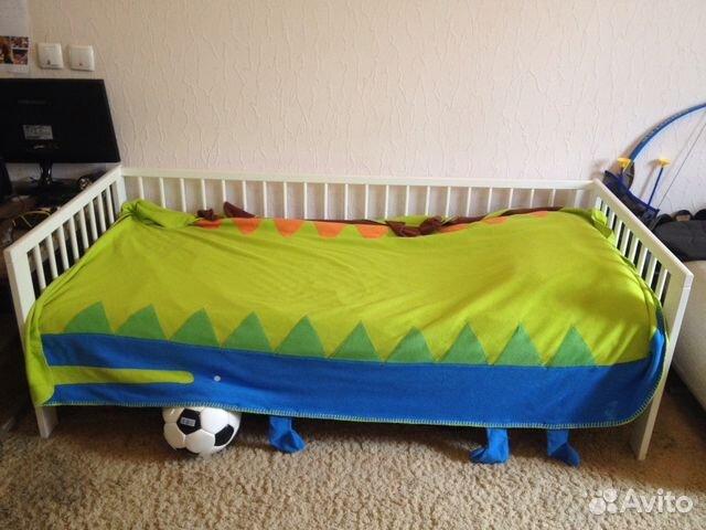 Детскую кровать  от 3 лет авито