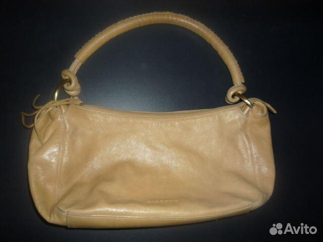 bedb094f3af0 Женская кожаная сумка Dissona купить в Тюменской области на Avito ...