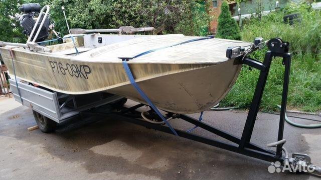 прицеп для лодки в краснодарском крае