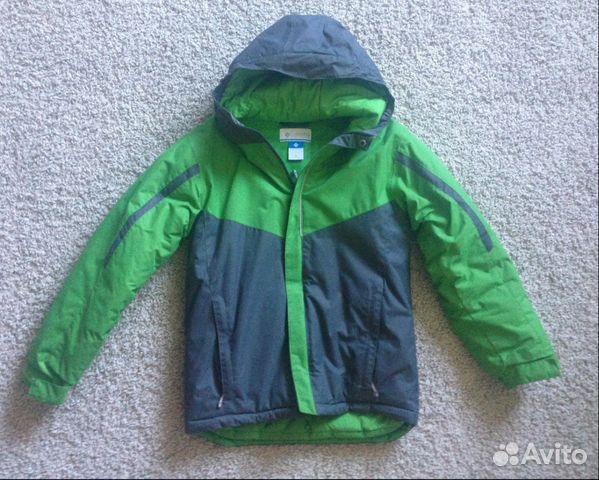 Куртка для мальчика осень- зима Columbia купить в Москве на Avito ... 0fcace179989a