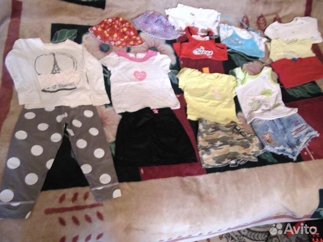 Пакет одежды для девочки 104 см   Festima.Ru - Мониторинг объявлений f647eb57238