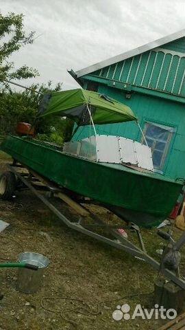 лодка казанка гадюка купить