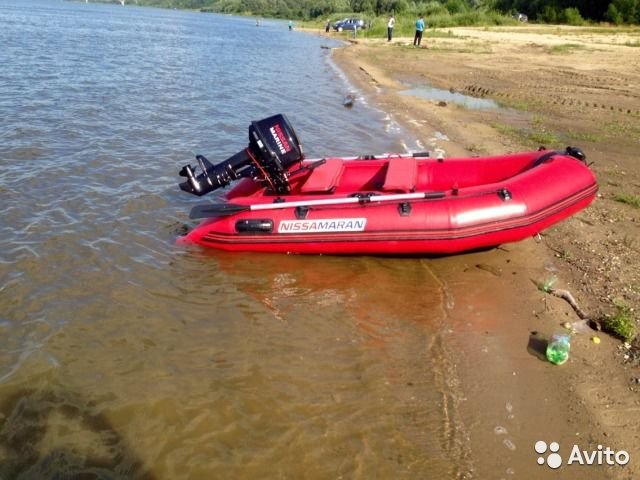 лодка пвх ниссамаран нижний новгород