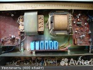 Усилитель степь-103 схема подключения.