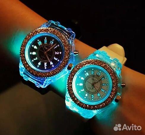 Часы светящиеся купить купить часы восток амфибия red sea