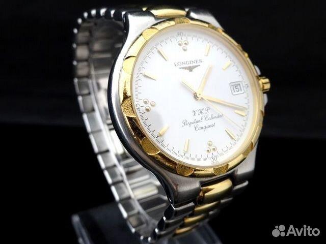 Часы longines quartz приобрести в спб мужские