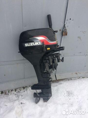 лодочные моторы suzuki санкт-петербург цены