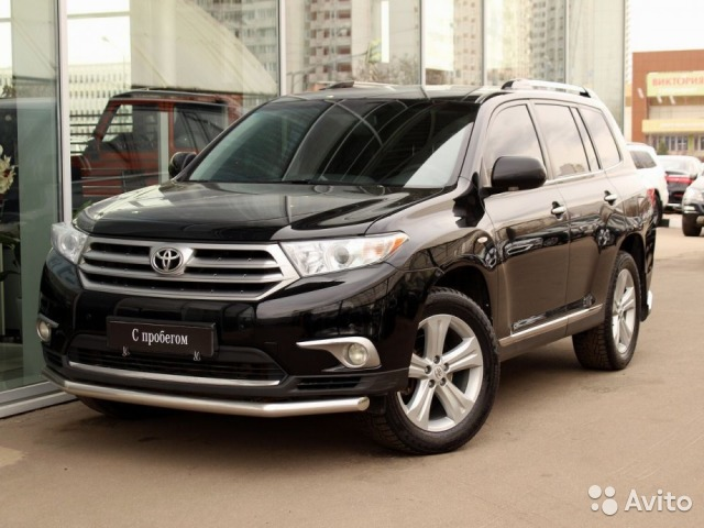 Автосалон Тойота Центр Кунцево  официальный дилер Toyota