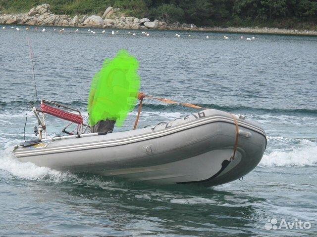 объявления лодка риб