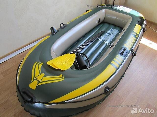 купить двухместную резиновую лодку в хабаровске