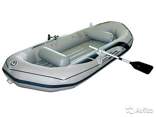 купить лодку пвх аква марина