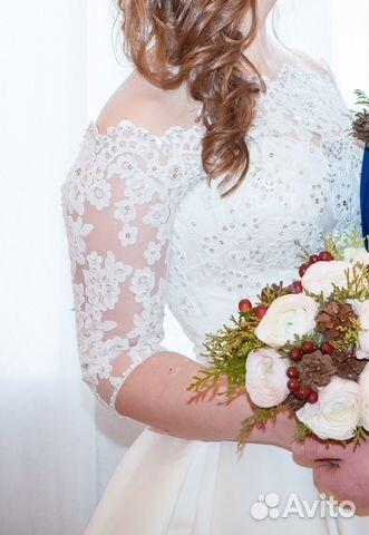 Авито вологда купить свадебное платье в