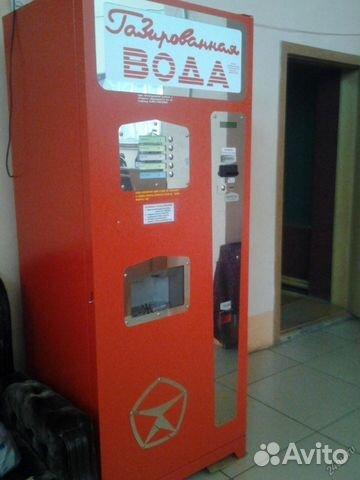 Скажи Бизнес на вендинговых автоматах газированной воды была правильной