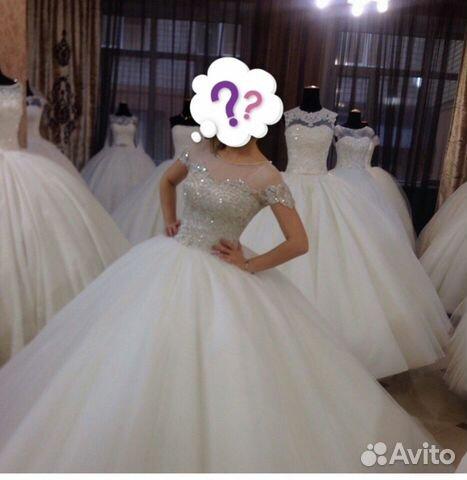 5498a7c926913f0 Прокат Продажа Свадебное платье купить в Республике Дагестан на ...