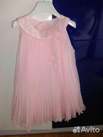 Очень красивое итальянское платье 89387010099 купить 1
