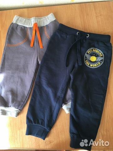 bb7da3ff397c Новые спортивные штаны 1,5 года купить в Челябинской области на ...