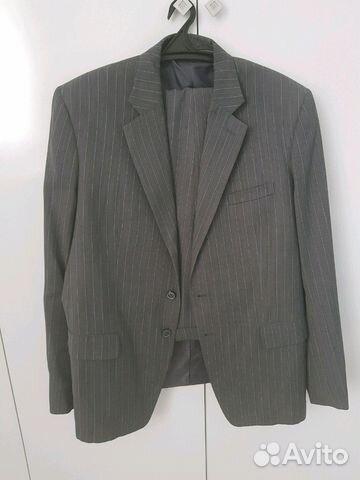 Мужские классические костюмы, пиджаки 89609588990 купить 3