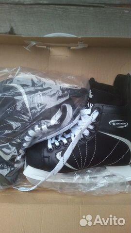 Коньки хоккейные 89507487276 купить 3