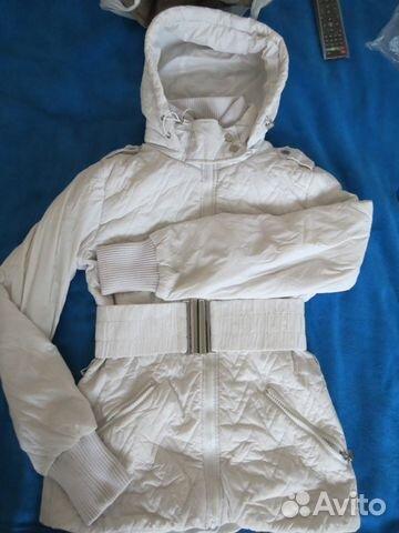 40b2164c6b0 Куртка на холодную осень зиму купить в Краснодарском крае на Avito ...