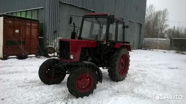 авито купить трактор мтз бу в россии