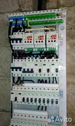 Электрик, электромонтжные работы 89173676343 купить 9