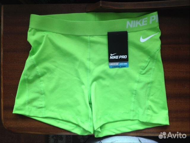 cbf174de Nike PRO спортивные шорты,женские, новые, dry-fit - Хобби и отдых, Спорт и  отдых - Москва - Объявления на сайте Авито