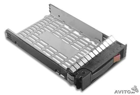 "Салазки для серверов HP ProLiant 3.5"" HDD SAS SATA"