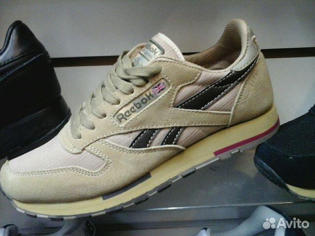 a67011e231f0 Модные фирменные кроссовки Reebok купить в Новосибирской области на ...
