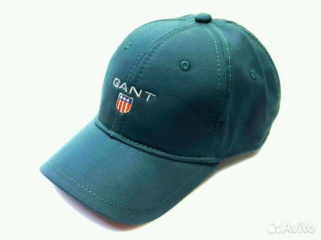 Кепка бейсболка Gant мужская новая  2a605f0e9e76f