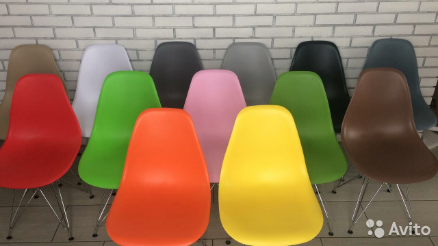 a9acf21492dd Дизайнерские стулья Eames все цвета купить в Санкт-Петербурге на ...