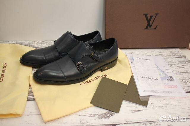 356755e4dcdd Мужская обувь louis vuitton купить в Москве на Avito — Объявления на ...