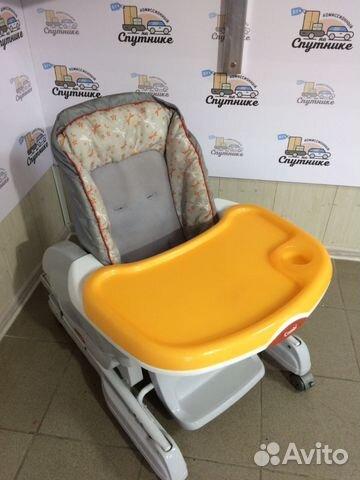 Детский стул для кормления. Доставка бесплатно 89242221853 купить 3