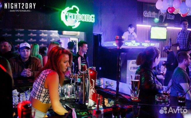 Работа бармен в ночной клуб спб недорогой фитнес клуб в центре москвы