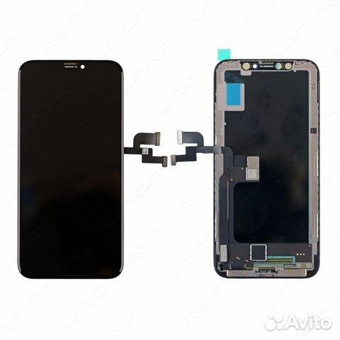 дисплей iphone x цена