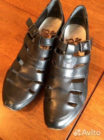 0c02fb1a5 Удобные чёрные туфли Rieker Антистресс на 36 р   Festima.Ru ...