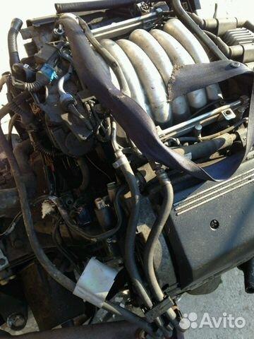 двигатель Audi A6 C5 Aga купить в смоленской области на Avito