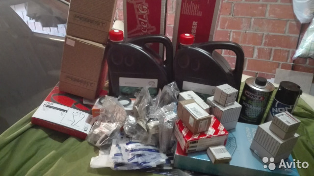 Запасные части и расходные материалы на авто, мото