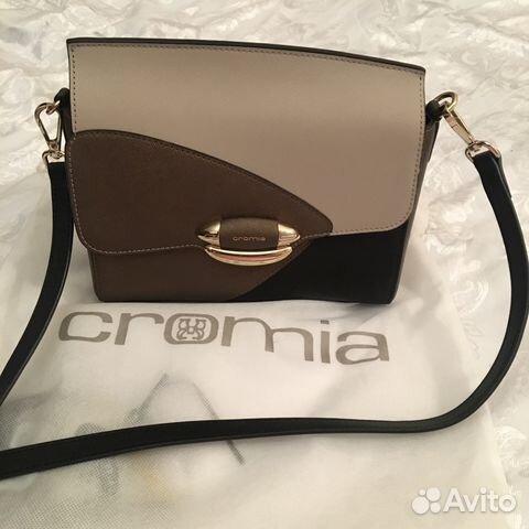 5960e8e6 Сумка Cromia   Festima.Ru - Мониторинг объявлений
