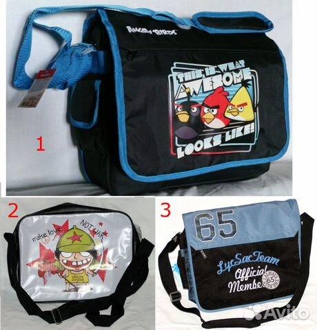 813d145db0e8 Новые сумки для стильных школьников | Festima.Ru - Мониторинг объявлений