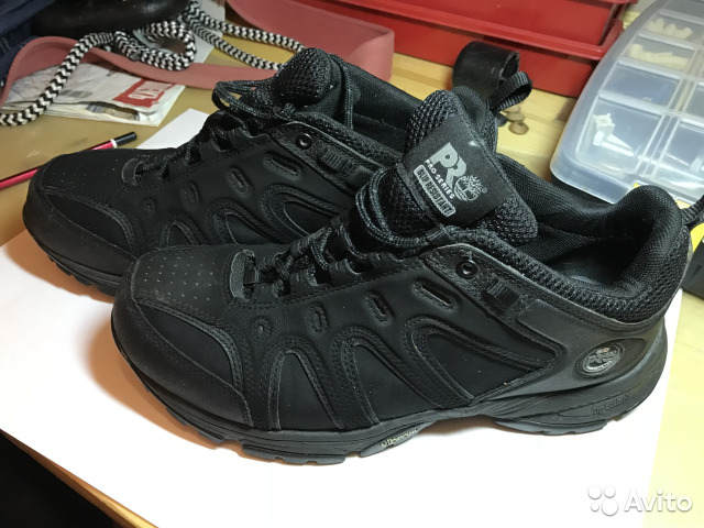 8b3faabd16f Кроссовки Timberland Pro Wildcard Work boot черные— фотография №1
